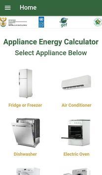 Appliance Energy Calculator poster