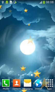Moonlight Live Wallpapers screenshot 4