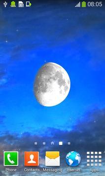 Moonlight Live Wallpapers screenshot 1