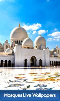 Mosques Live Wallpapers poster