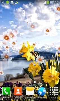 Narcissus Live Wallpapers apk screenshot