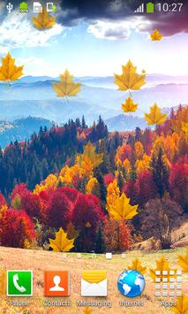 Autumn Live Wallpapers apk screenshot