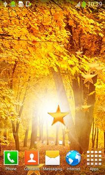 Autumn Live Wallpapers apk screenshot