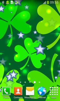 Clover Live Wallpapers apk screenshot