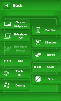 Clover Live Wallpapers apk screenshot