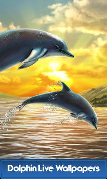 Dolphin Live Wallpapers poster