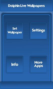 Dolphin Live Wallpapers apk screenshot