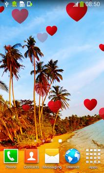 Palm Tree Live Wallpapers apk screenshot