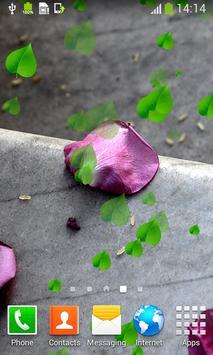 Petals Live Wallpapers apk screenshot