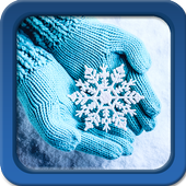 Snowflake Live Wallpapers icon