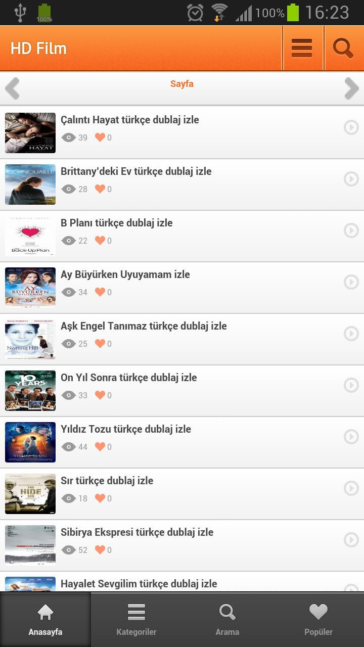 HD Film İzle for Android - APK Download