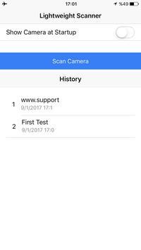 Lightweight QR Scanner screenshot 9