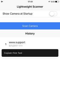 Lightweight QR Scanner screenshot 11