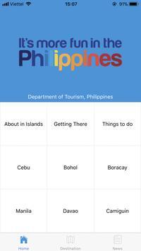 Visit Philippines screenshot 4