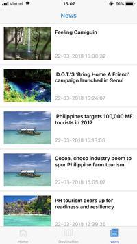 Visit Philippines screenshot 2