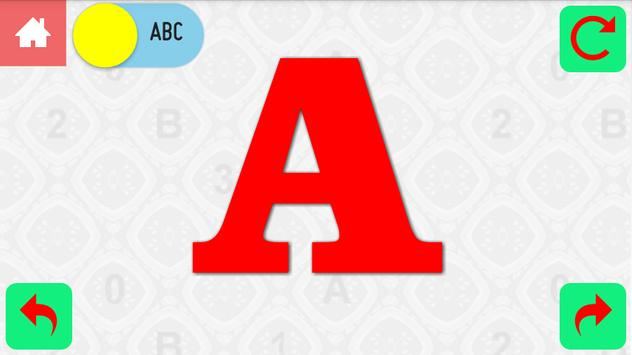 ABC - 123 - NEW ERA apk screenshot