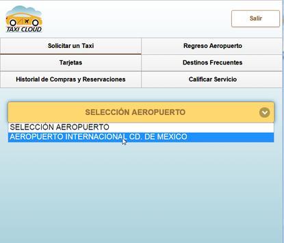 Taxicloud apk screenshot