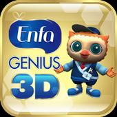 Enfa Genius 3D icon