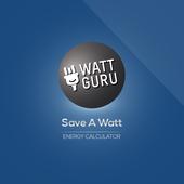 Wattguru Energy Calculator icon