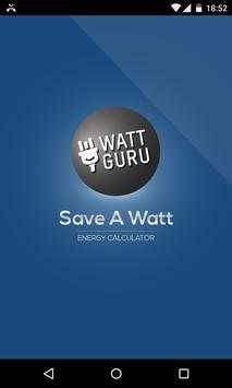 Wattguru Energy Calculator poster