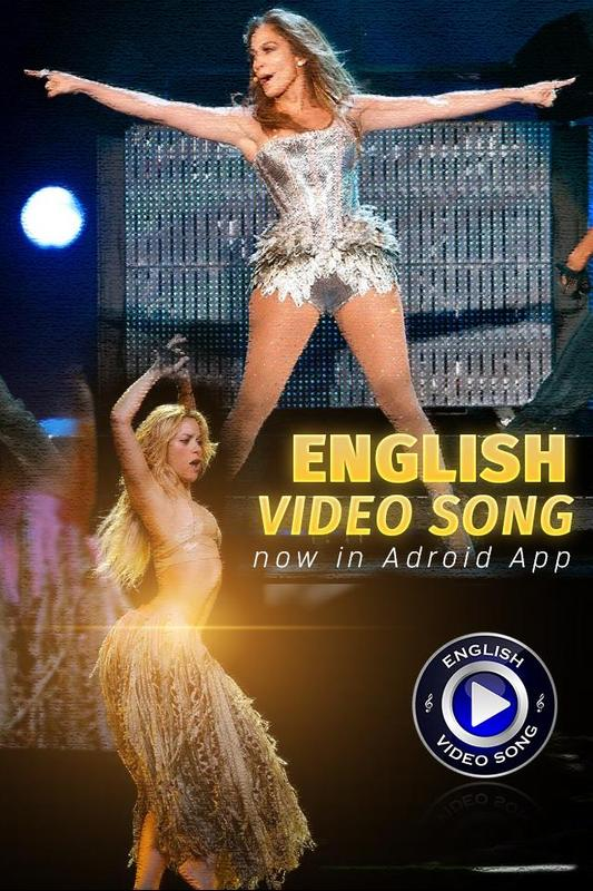 english picture video song