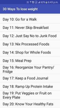 30 Days 30 Ways - Motapa ghataae screenshot 1