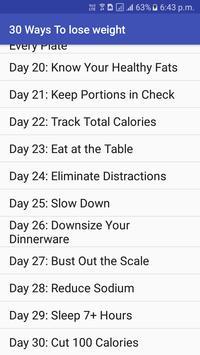 30 Days 30 Ways - Motapa ghataae screenshot 2