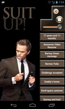 Barney Stinson Best Quotes poster