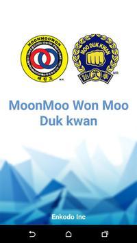 MoonMoo Won - Moo Duk Kwan screenshot 1