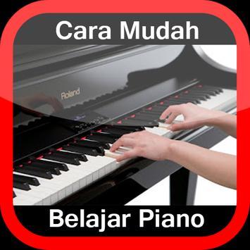 Belajar Kunci Piano Dasar poster