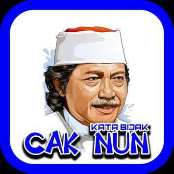 Kata Bijak Cak Nun poster
