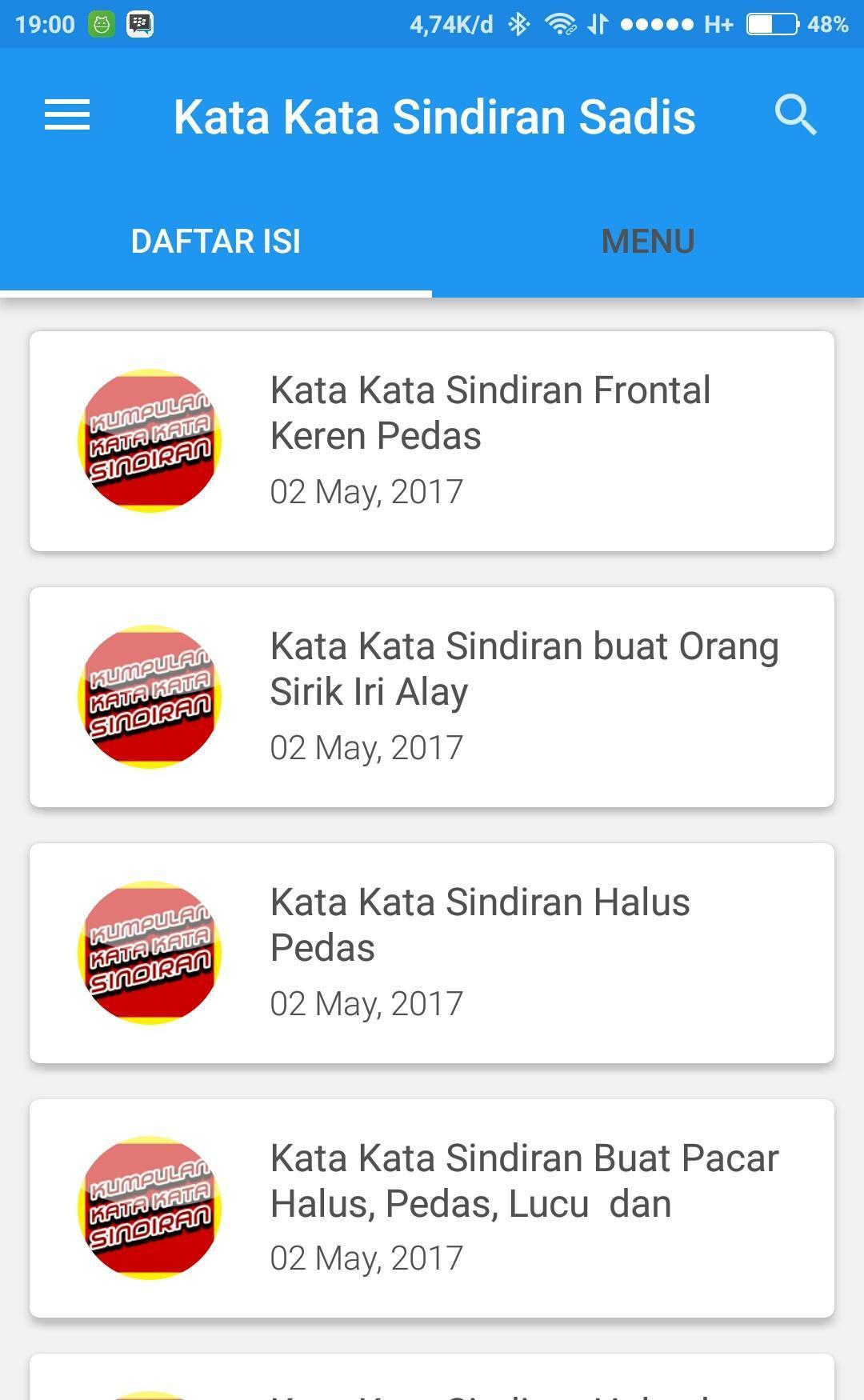 Kata Kata Sindiran Sadis For Android Apk Download