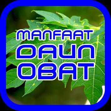 Daun Obat poster