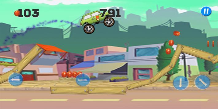 Mister Bin - Mountain Truck apk screenshot