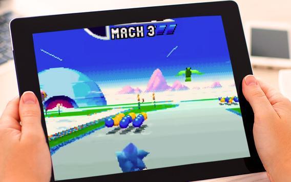 Tips for Sonic Mania apk screenshot