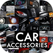 Car Parts Accessories icon
