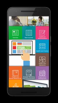 Healthcare Administration poster