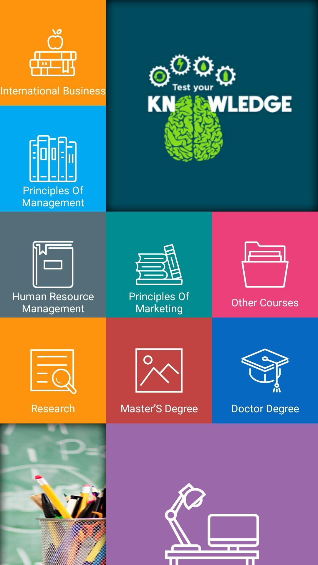 Business Administration for Android - APK Download