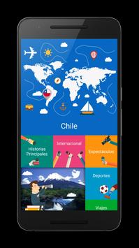 Chile News poster