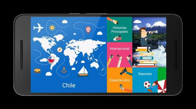 Chile News apk screenshot