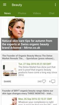 Organic World screenshot 3
