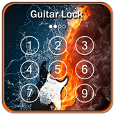 Guitar Keypad Lock Screen icon