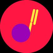 Music downloader EFM icon