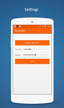 Pool Lines screenshot 1