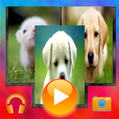 Photo To Video Maker - Music icon
