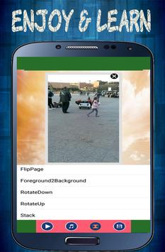 Photo To Video Maker - Music screenshot 4