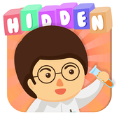 Laboratory Game for kids - Hidden Game icon