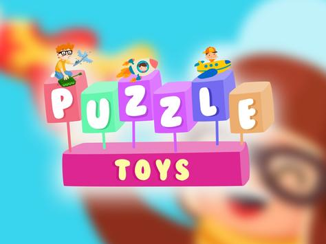 Toys Puzzles for Toddlers FREE! apk screenshot