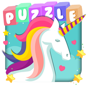 Funny Animals Puzzle Games for kids icon