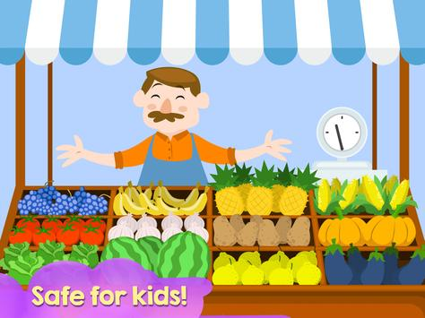 Funny Fruits - teach fruits easiest and funny way screenshot 4